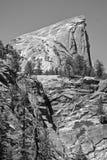 Βράχος καθεδρικών ναών - Yosemite Στοκ Φωτογραφία