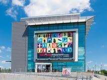 Βράχος και λαϊκό μουσείο Gronau Στοκ εικόνα με δικαίωμα ελεύθερης χρήσης