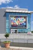 Βράχος και λαϊκό μουσείο Gronau Στοκ φωτογραφία με δικαίωμα ελεύθερης χρήσης