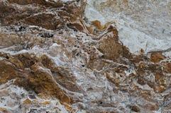 βράχος κατασκευασμένος Στοκ Φωτογραφία