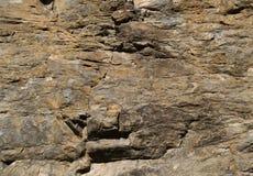 βράχος κατασκευασμένο&sigm στοκ εικόνες με δικαίωμα ελεύθερης χρήσης
