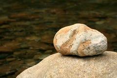 βράχος κολπίσκου Στοκ εικόνες με δικαίωμα ελεύθερης χρήσης