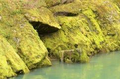 βράχος κολπίσκου Στοκ φωτογραφία με δικαίωμα ελεύθερης χρήσης