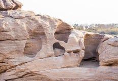 Βράχος κρανίων Στοκ εικόνα με δικαίωμα ελεύθερης χρήσης