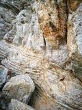 Βράχος κραυγής Στοκ Φωτογραφίες