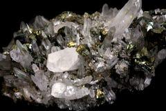 βράχος κρυστάλλου Στοκ Φωτογραφία
