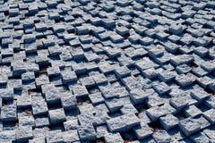 βράχος κύβων Στοκ εικόνα με δικαίωμα ελεύθερης χρήσης