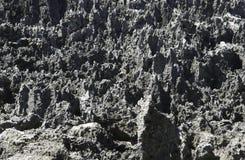 βράχος λάβας σχηματισμού Στοκ εικόνες με δικαίωμα ελεύθερης χρήσης