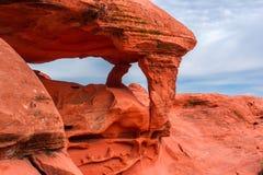 Βράχος πιάνων Στοκ Φωτογραφία