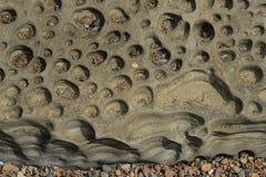 βράχος που ξεπερνιέται Στοκ εικόνες με δικαίωμα ελεύθερης χρήσης