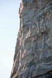 βράχος προσώπου Στοκ Εικόνα