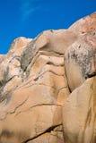 βράχος προσώπου Στοκ φωτογραφία με δικαίωμα ελεύθερης χρήσης