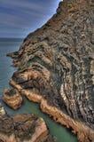 βράχος προσώπου Στοκ Φωτογραφίες