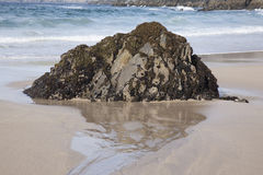Βράχος στην παραλία Coumeenoole, κεφάλι Slea  Dingle χερσόνησος Στοκ Εικόνα