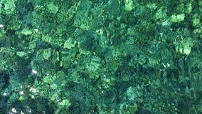 Βράχος στο ύδωρ Στοκ φωτογραφίες με δικαίωμα ελεύθερης χρήσης
