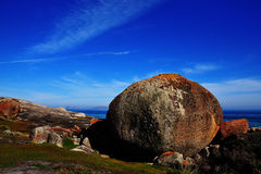 Βράχος σφαιρών Στοκ εικόνες με δικαίωμα ελεύθερης χρήσης