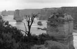 βράχος σχηματισμών της Αυ&sig Στοκ Φωτογραφίες