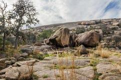 Βράχος Τέξας Enchanted Στοκ Εικόνα