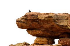 βράχος τεράτων Στοκ εικόνες με δικαίωμα ελεύθερης χρήσης