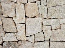 Βράχος τοίχων Στοκ Εικόνες