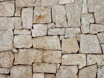 Βράχος τοίχων Στοκ Εικόνα