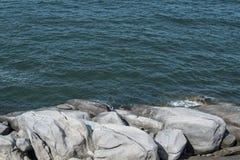 Βράχος τοπίων του σκοπέλου Στοκ φωτογραφία με δικαίωμα ελεύθερης χρήσης