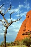 βράχος του Ayres στοκ εικόνα με δικαίωμα ελεύθερης χρήσης