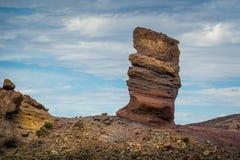 Βράχος του Garcia, Tenerife Στοκ Φωτογραφίες