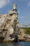 βράχος φρουρίων Στοκ εικόνες με δικαίωμα ελεύθερης χρήσης