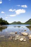 Βράχος φυσαλίδων Στοκ Φωτογραφίες