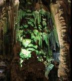 βράχος φυσικό ST του Γιβραλτάρ michaels στοκ φωτογραφία με δικαίωμα ελεύθερης χρήσης