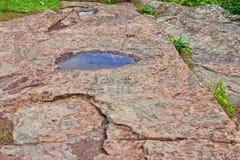 βράχος Στοκ Εικόνα