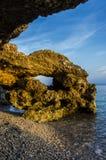 Βράχος Στοκ φωτογραφία με δικαίωμα ελεύθερης χρήσης