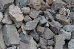 Βράχος Curshed Στοκ Εικόνα