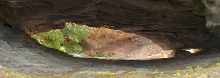 Βράχος Hawkeye Carpathians Στοκ φωτογραφίες με δικαίωμα ελεύθερης χρήσης