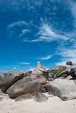 βράχος hinta Στοκ φωτογραφία με δικαίωμα ελεύθερης χρήσης