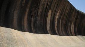 Βράχος Hyden κυμάτων φιλμ μικρού μήκους