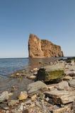 Βράχος Perce φυσικός Στοκ φωτογραφίες με δικαίωμα ελεύθερης χρήσης