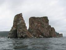 Βράχος Perce Στοκ φωτογραφία με δικαίωμα ελεύθερης χρήσης