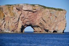 Βράχος Perce Στοκ Εικόνες