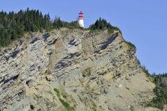 Βράχος Perce Στοκ εικόνα με δικαίωμα ελεύθερης χρήσης