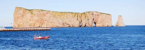Βράχος Perce Στοκ εικόνες με δικαίωμα ελεύθερης χρήσης