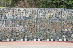 Βράχος weall Στοκ Εικόνα