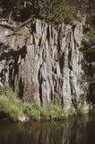 Βράχος weall στοκ φωτογραφίες με δικαίωμα ελεύθερης χρήσης