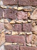 Βράχος weall στοκ φωτογραφία