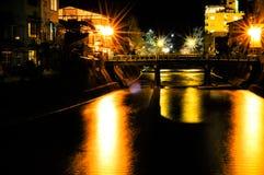 Βράδυ της Ιαπωνίας στοκ φωτογραφία με δικαίωμα ελεύθερης χρήσης