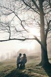 Βρήκαν την αγάπη Στοκ φωτογραφία με δικαίωμα ελεύθερης χρήσης