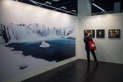 Βραβεία παγκόσμιας φωτογραφίας της Sony σε Photokina 2016 Στοκ Εικόνα