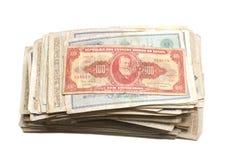 Βραβεία τραπεζογραμματίων νομισμάτων Collectibles Στοκ Εικόνες
