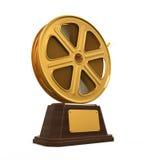 Βραβείο κινηματογράφων απεικόνιση αποθεμάτων